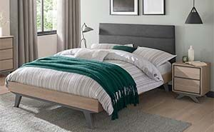 Bentley Designs Brunel Bed Frame