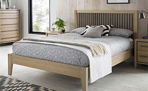 Bentley Designs Rimini Bed Frame