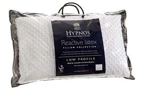 Hypnos Hypnos Low Profile Latex Pillow