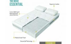 Mammoth Move Essential Adjustable Bed Mattress
