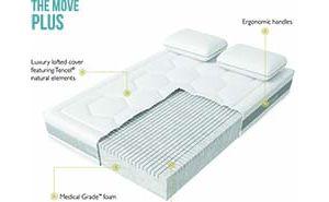 Mammoth Move Plus Adjustable Bed Mattress