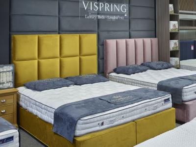 The Benefits Of A Headboard For Your Vispring Bed
